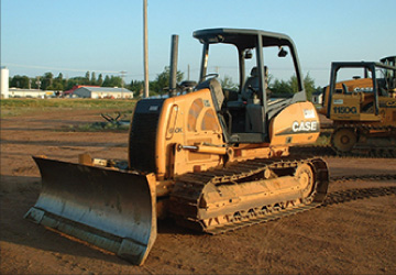 Used construction equipment in stock at affordable prices, ready for delivery